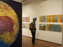 The Harrison Studio: On Mixing, Mapping, and Territory, Sesnon Gallery