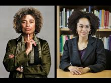 Angela Y. Davis and Gina Dent