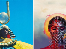 Sun Ra, Space is the Place, 1974 & Janelle Monáe, Dirty Computer (Emotional Picture), 2018