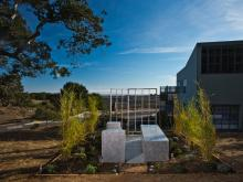 jackie sumell and Tim Young, UC Santa Cruz Solitary Garden, 2019-ongoing