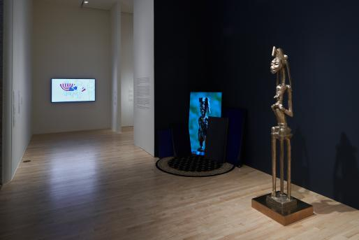 Barring Freedom, San José Museum of Art, co-curated by Alex Moore, IAS fellow