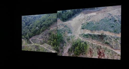 Unearthing Disaster II, Angela Melitopoulos and Angela Anderson