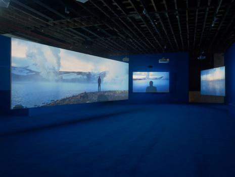 Isaac Julien, Playtime, Fort Mason